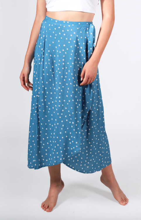 Lira Women's Skirt Medium / Blue Lira, Women's Kellis Skirt (Blue)