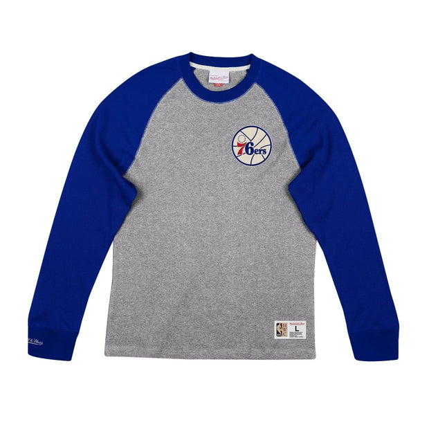Mitchell & Ness 76ers Thermal Shirt