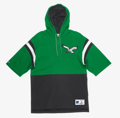 MITCHELL & NESS/SLD other EaglesTrainingRoomS/Shoodie