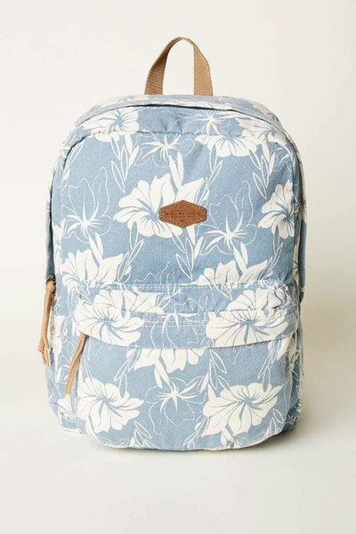 O'Neill Backpacks Blue O'Neill, Floral Blazin' Backpack (Multiple Colors)