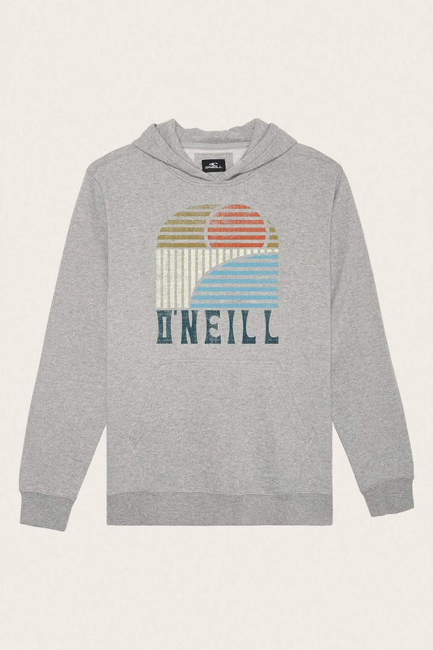 O'Neill Boy's Sweatshirt Large / Heather Grey O'Neill, Boy's Converge Hoodie (Multiple Colors)