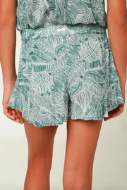 O'Neill Girl's Bottoms O'Neill, Girls Sascha Shorts (Green)