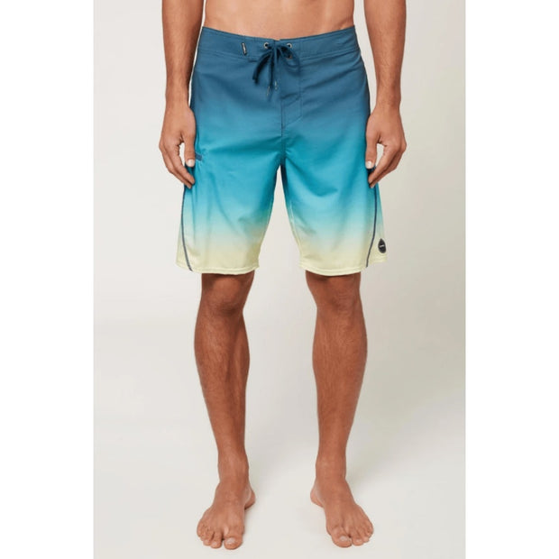 O'Neill Swimsuit O'Neill, Men's Hyperfreak Seam Fade Board Shorts (Blue)