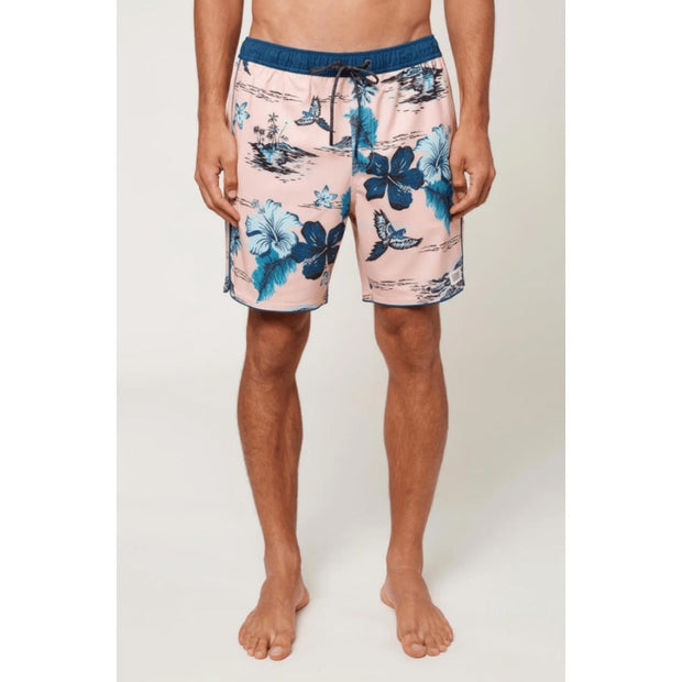 O'Neill Swimsuit O'Neill, Men's Exchange Volley (Peach)