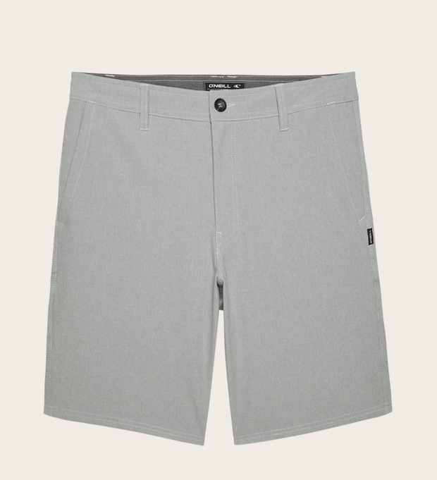 O'Neill Men's Shorts 31 / Light Grey O'Neill, Men's Reserve Heather Hybrid Shorts (Multiple Colors)