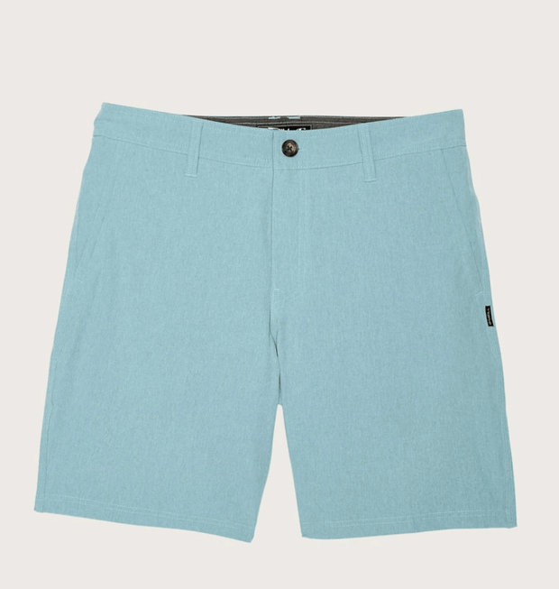 O'Neill Men's Shorts 32 / Turquoise O'Neill, Men's Reserve Heather Hybrid Shorts (Multiple Colors)