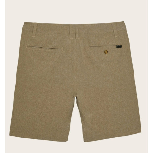 O'Neill men's reserve heather shorts