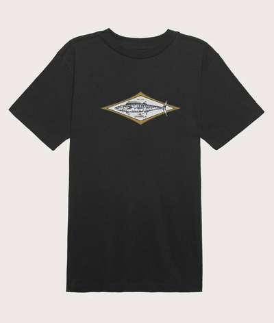 O'Neill Men's Tee Shirt Large / Black O'Neill, Men's Hoo Graphic Tee (Black)