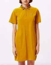 Obey Women's Dresses Large / Mustard Obey, Women's Liana Dress (Mustard)