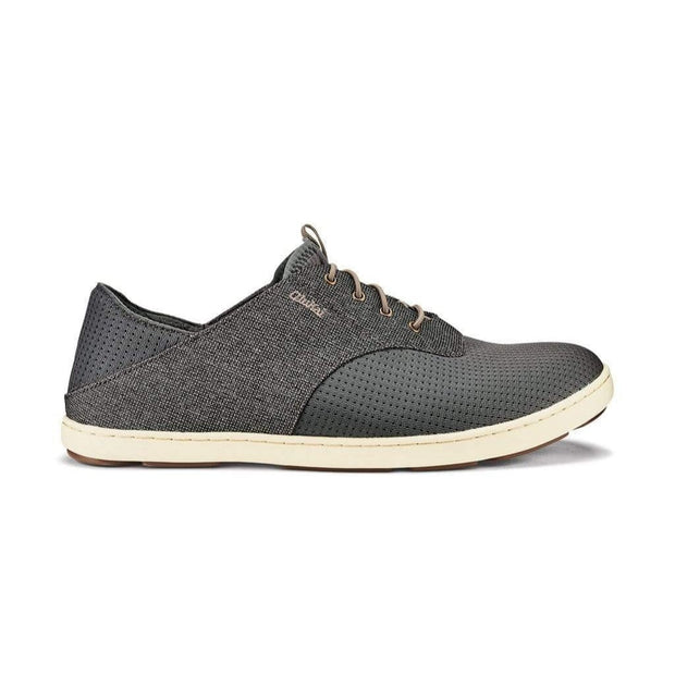 Olukai, Men's Nohea Moku Shoes (Charcoal)