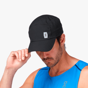 On Running Hats Black On Running, Lightweight Cap (Multiple Colors)