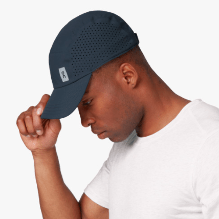 On Running Hats Navy On Running, Lightweight Cap (Multiple Colors)