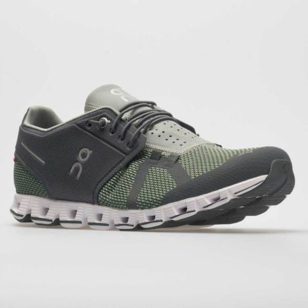 On Running Men's Shoes On Running, Men's Cloud Running Shoe (Green)