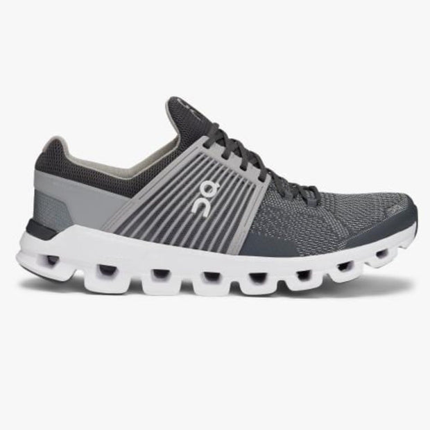 On Running Men's Shoes On Running, Men Cloud Swift (Slate Grey)