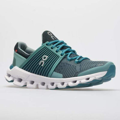 On Running Women's Shoes On Running, Women Cloudswift Running Shoes (Teal)