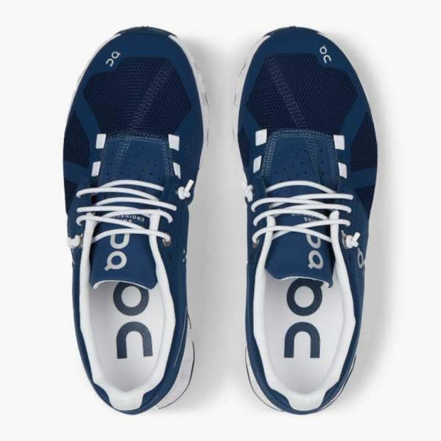 On Running, Women's Cloud Sneaker (Denim)