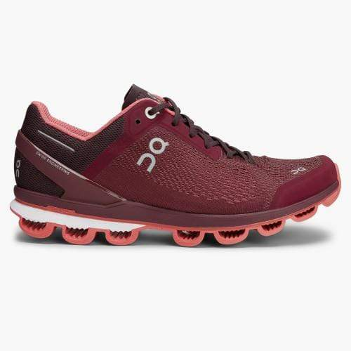 On Running Women's Shoes On Running, Women's Cloud Surfer (Mulberry)