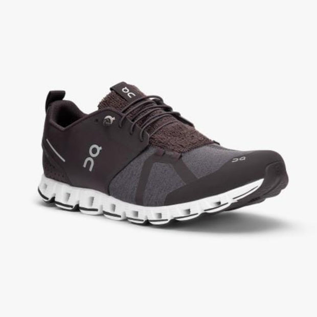 Men's On Running Cloud Terry Pebble Brown