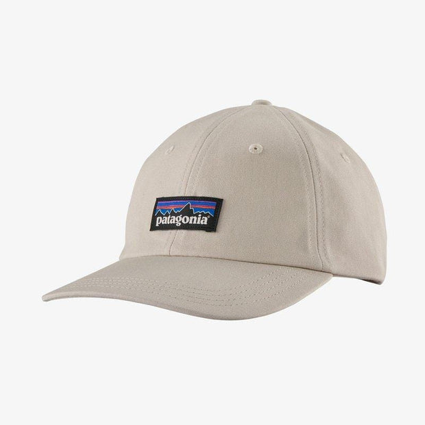 Patagonia Hats Pumice White Patagonia, Men's P-6 Trad Cap (Multiple Colors)