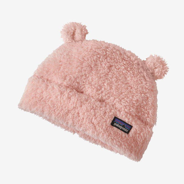 Patagonia Infant 12 Months / Pink Baby Furry Friends Hat (Multiple Colors)