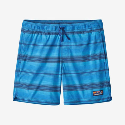 Patagonia Men's Bathing Suit Small Patagonia, Men's Stretch Wayfarer Volley (Bayou Blue)