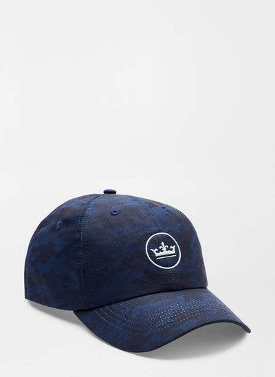 Peter Millar Hats O/S / Navy CrownSealPerfCamoHat