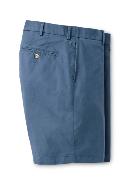 Peter Millar Men's Shorts Navy / 40 Peter Millar, Men's Soft Touch Twill Shorts (Multiple Colors)