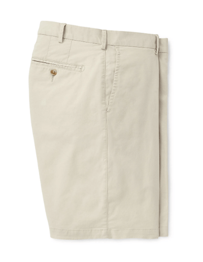 Peter Millar Men's Shorts Stone / 32 Peter Millar, Men's Soft Touch Twill Shorts (Multiple Colors)
