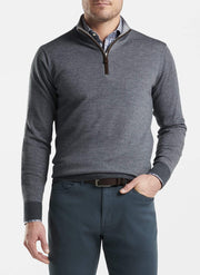 Peter Millar Men's Sweaters NeedleStripeQuarterZip