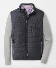 Peter Millar Men's Vest Large / Black Peter Millar, Men's Hyperlight Vest (Multiple Colors)