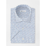 Peter Millar Short Sleeved Button Down Shirt