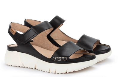 Pikolinos Women's Shoes 37 / Black Pikolinos, Women's Petra Sandal (Multiple Colors)