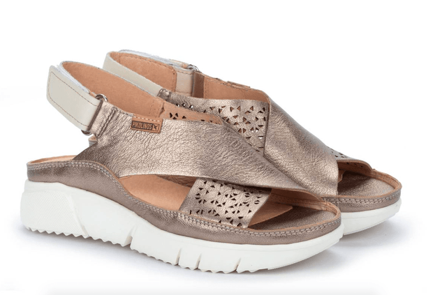 Pikolinos Women's Shoes 37 / Stone Pikolinos, Women's Petra Sandal (Multiple Colors)