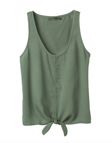 Prana Women's Tops Small / Canopy Green Prana, Women's McKenzie Tank (Multiple Colors)