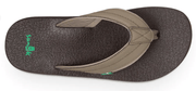 Sanuk Men's Sandals Sanuk, Men's Beer Cozy 2 Sandal (Multiple Colors)