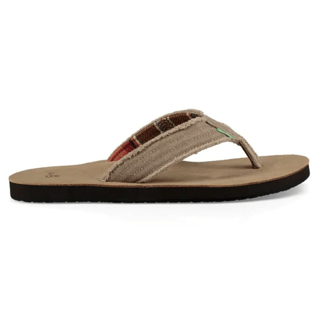 Sanuk, Men's Fraid Not Sandal (Multiple Colors)