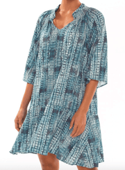 Shore Women's Dresses Large / Blue Shore, Women's Sanibel Dress (Blue)