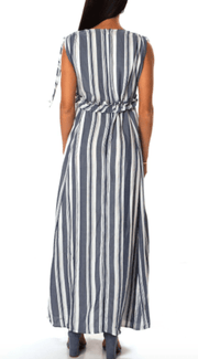 Shore Women's Dresses Shore, Women's Palm Beach Maxi Dress (Blue)