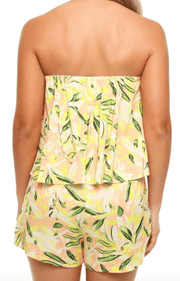 Shore Women's Rompers Shore, Women's Montauk Romper (Yellow)