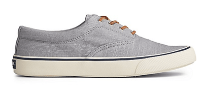Sperry Men's Shoes 10 / grey Sperry, Men's Striper II Boat Sneaker (Grey)