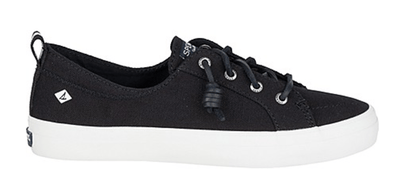 Sperry Women's Shoes 6.5 / Black Sperry, Women's Crest Vibe (Black)
