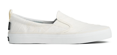 Sperry Women's Shoes 6.5 / White Sperry, Women's Crest Twin Bionic (Off White)