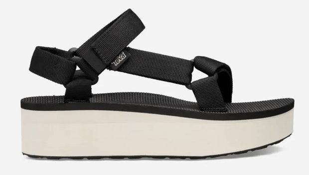 Teva Women's Sandals Black / 10 Teva, Women's Flatform Universal Sandal (Multiple Colors)