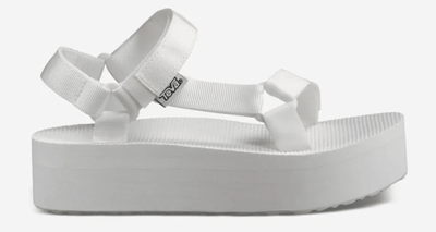 Teva Women's Sandals White / 10 Teva, Women's Flatform Universal Sandal (Multiple Colors)