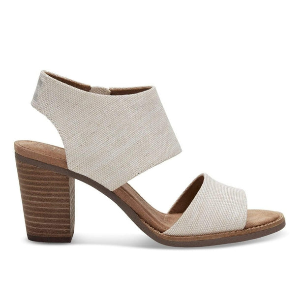 TOMS, Women's Majorca Cut Out Sandal (Natural)
