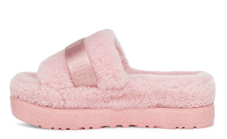 UGG/DECKER''S women slip Fluffita