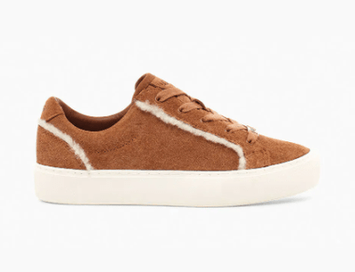 Ugg Women's Shoes 6.5 / Chestnut Ugg, Women's Zilo Heritage Trainer (Chestnut)