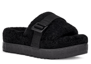 Ugg Women's Shoes 7 / Black Ugg, Women's Fluffita Platform (Multiple Colors)
