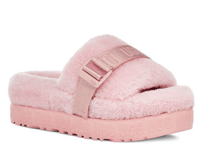 Ugg Women's Shoes 7 / Cloud Pink Ugg, Women's Fluffita Platform (Multiple Colors)