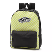Vans Backpack Lemon Yellow Vans, Realm Backpack (Multiple Colors)